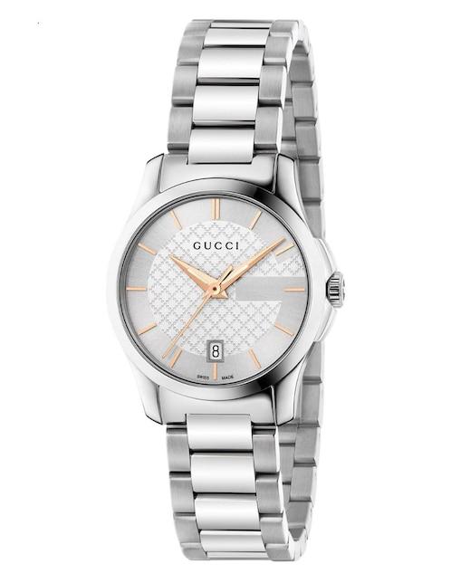 ab1a4fbf73 Vista Rápida. Gucci G-Timeless YA126523 Reloj ...