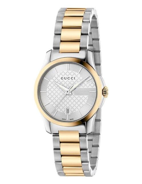 ffb41e6a34125 Vista Rápida. Reloj unisex Gucci G-Timeless YA126531