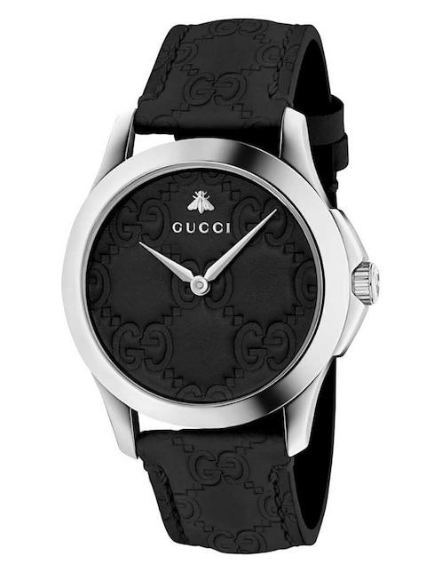 Vista Rápida. Reloj para dama Gucci G Timeless YA1264031 negro e4087b7f8cb