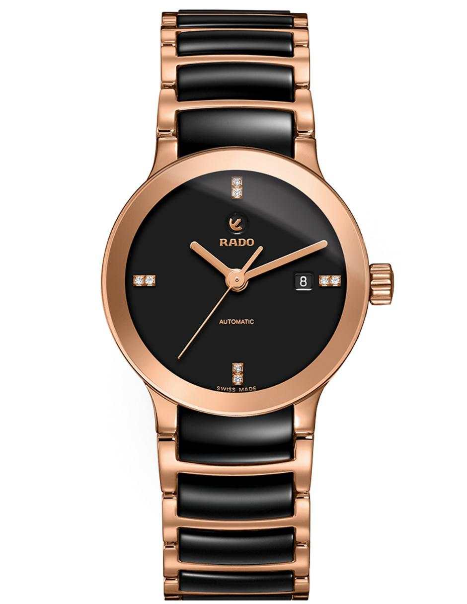 029881f96bbb Reloj para dama Rado Centrix R30183712 negro