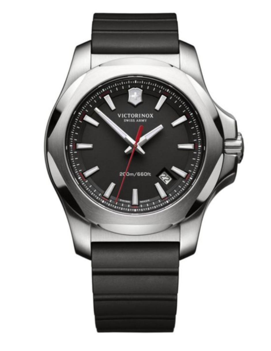 4132aa963f66 Victorinox Swiss Army I.N.O.X 241682.1 Reloj Fino para Caballero Color Negro