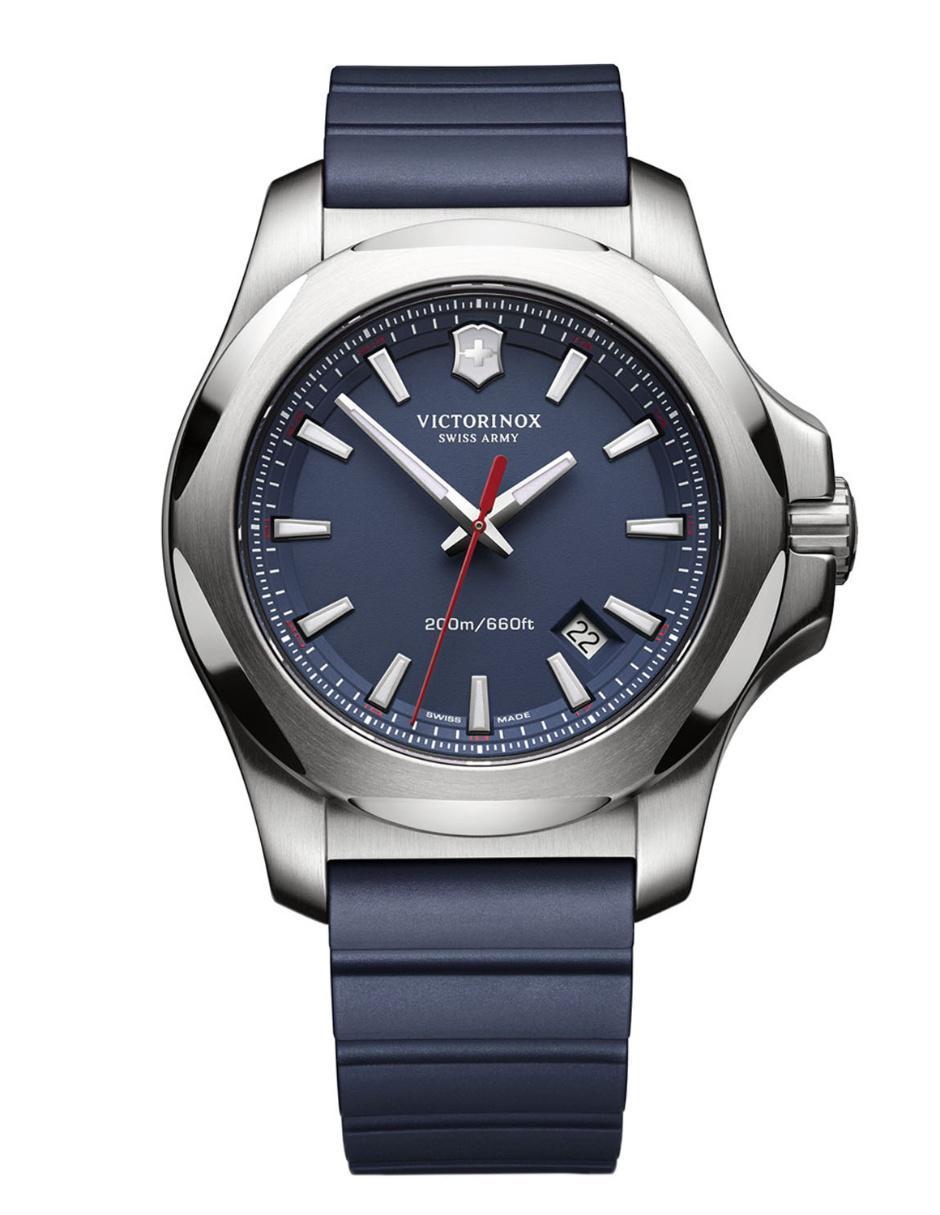 x Para n Swiss 1 o Reloj Azul 241688 Victorinox I Caballero Army CtdhrsQ