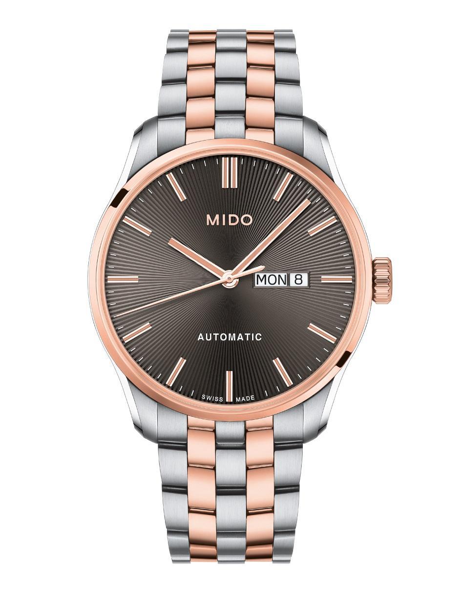 Reloj para Caballero Mido Belluna II M0246302206100 e8a2c4d718c2