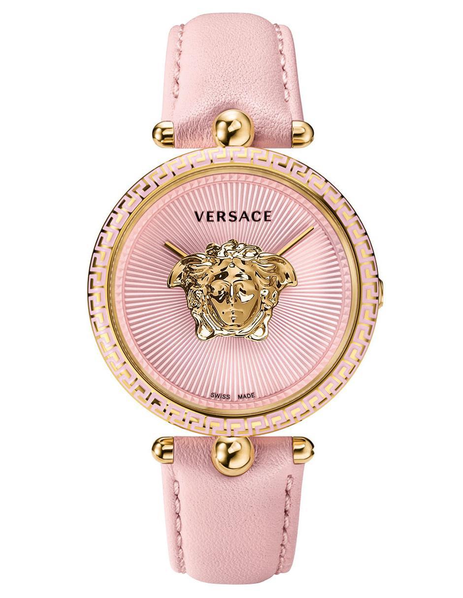 10ea8ba8e87c Reloj para dama Versace Palazzo PALAZZO03 rosa