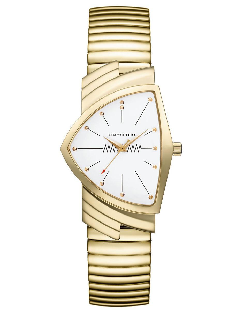 H24301111 Ventura Unisex Dorado Hamilton Reloj H2IEDW9