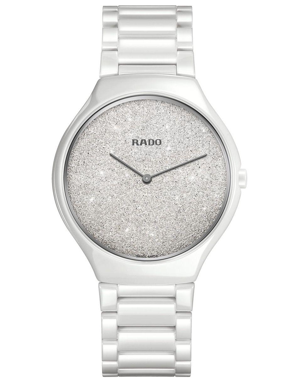 ab2517d50bea Reloj para dama Rado True R27007092 blanco