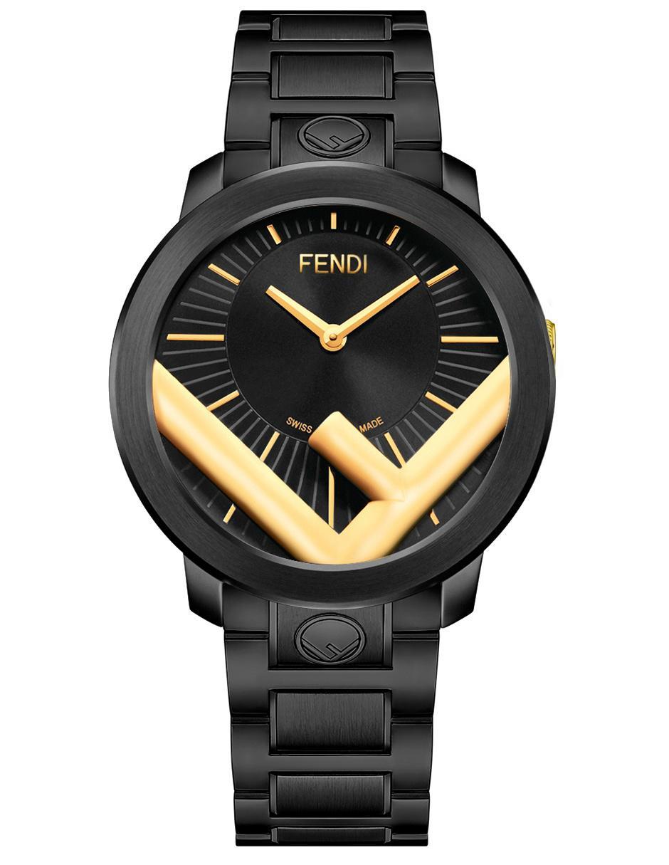 44afd4ab3394 Reloj para caballero Fendi Run Away F713111000 negro